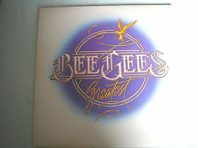 THE BEE GEES Greatest Hits UK double LP gatefold sleeve 1979 ex+/ex+