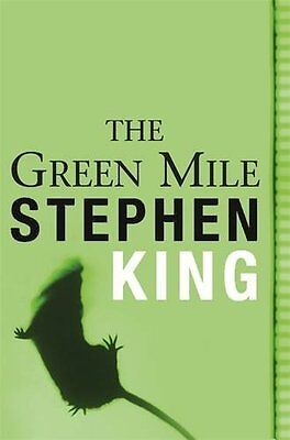 The Green Mile  Paperback Book  2005 by Stephen King