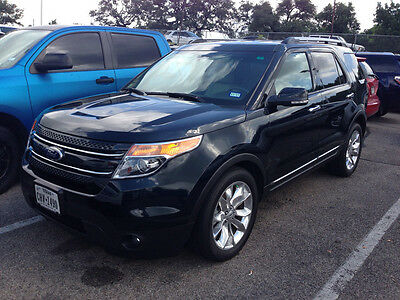2015 Ford Explorer  2015 Ford Limited