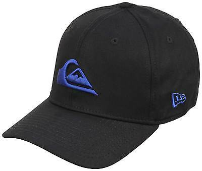 official photos 0dbfe ffd92 Quiksilver Mountain and Wave Black Hat - Estate Blue - New