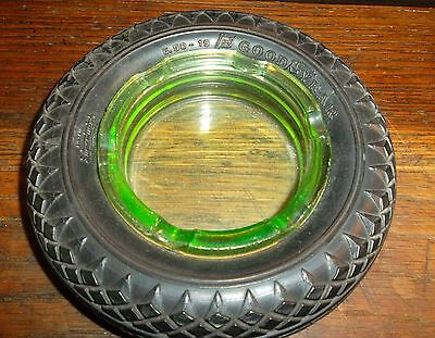 Tire Ashtray Advertiswing Goodyear Tires