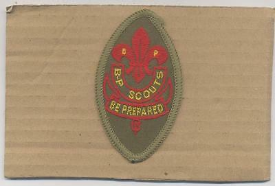 SCARCE BADEN-POWELL SCOUTS  1st CLASS BADGE