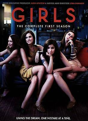Girls: The Complete First Season (DVD, 2012, 2-Disc set) NEW!