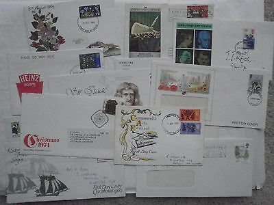Collection Of First Day Covers