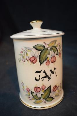 Vintage/Retro Arthur Wood Pottery Jam Pot