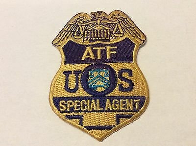 "Atf  S/a 3"" Patch  New !!"