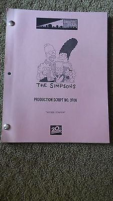 The Simpsons Tv Show Script Episode  Mother Simpson