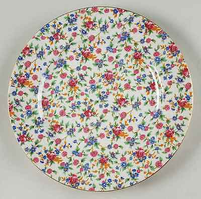 Royal Winton OLD COTTAGE CHINTZ Chop Plate 3446389