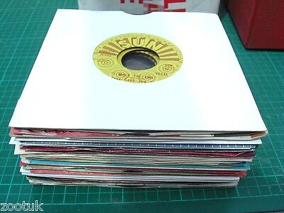 1950s ROCK N'ROLL COLLECTION/JOB LOT 45s x 32