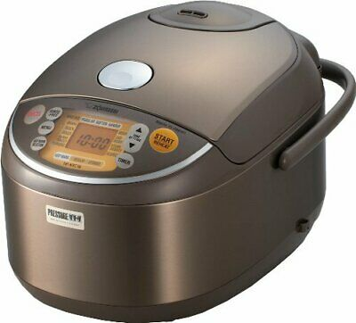 Zojirushi NP-NVC18 Induction Heating Pressure Cooker (Uncooked) and Warmer