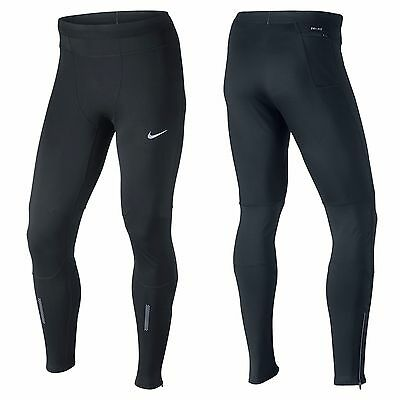 Nike Dri-FIT Shield Men's Running Tights Pants $90