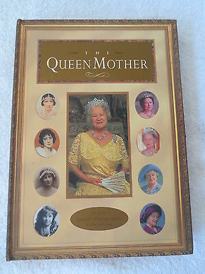 Awesome Royal Family Hc Book The Queen Mother