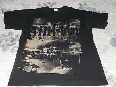 "Nirvana   ""  Tee    [  Medium  ]"