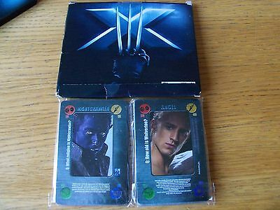 Battle Card - X-Men - The Last Stand - 2006 - Wolverine 2 sealed packs