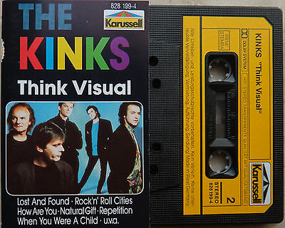 The Kinks think visual MC Kassette Pop Karussell