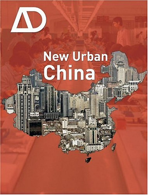 New Urban China (Architectural Design) - Paperback NEW Liauw, Laurence 2008-09-1