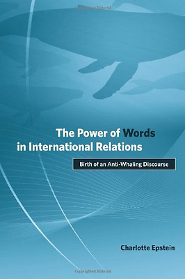 Power of Words in International Relations: Birth of an  - Paperback NEW Epstein