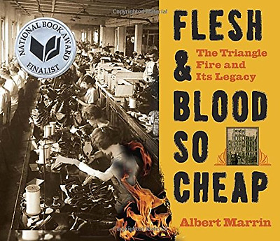Flesh and Blood So Cheap: The Triangle Fire and Its Leg - Paperback NEW Albert M
