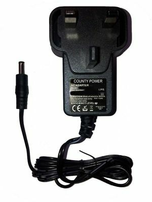 12V Replacement power supply adapter for the Dymo 360D / 420P Label Manager