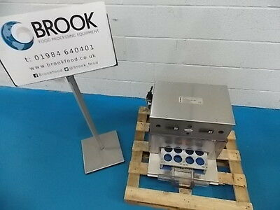 Film Lid Sealer With Tooling For 8 Pots, Bakery Equipment