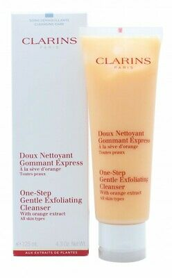 Clarins Cleansers And Toners One-Step Gentle Exfoliating Cleanser. New