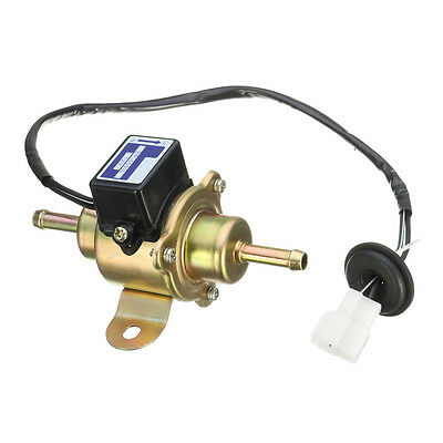 12v Electric Universal Fuel Pump Diesel Petrol Facet Posi Flow Style Car EP5000