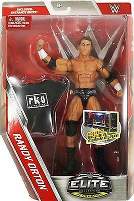 Wwe Wrestling Figure Mattel Elite Collection Warlord Moc Boxed Brand New