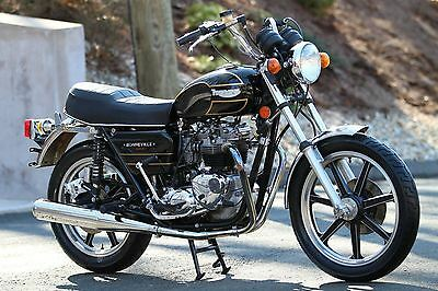 1979 Triumph Bonneville  Triumph Bonneville Special 1979, Absolutely Gorgeous Condition, Runs Like New!!