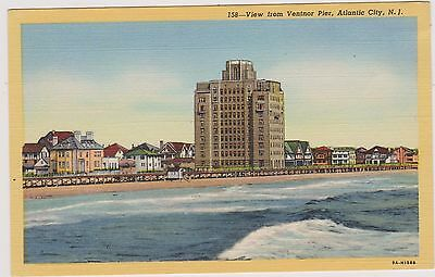 Atlantic City,n.j Post Card. Unused