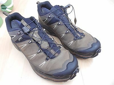 Salomon X Ultra Ltr  Gtx Running / Trail Shoes Uk Size 10.5 - In Good Condition