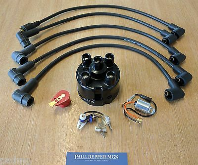 MG MGB/ MGB GT Lucas 45D Distributor Ignition Kit (w/ sliding points) (GDC136K)