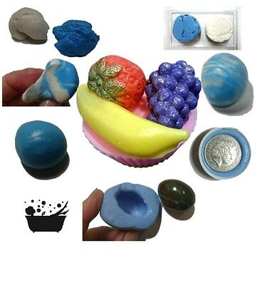 Knead N Mold SILICONE PUTTY Mould Making Make Designs Easy! Food Grade FREE POST