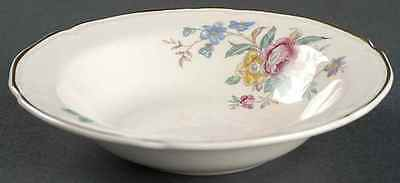 Edwin Knowles WINSLOW Rimmed Fruit Dessert (Sauce) Bowl 1336815