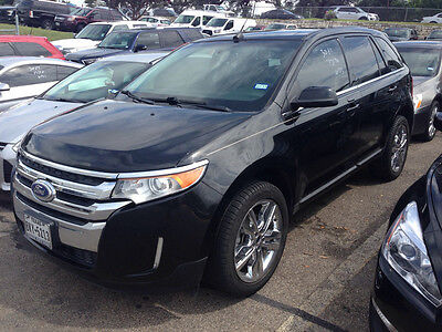 2013 Ford Edge  2013 Ford Limited