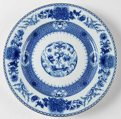 Mottahedeh IMPERIAL BLUE Dinner Plate 406005