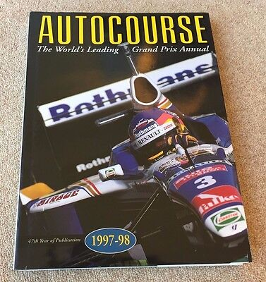 Autocourse 1997 - 98 - F1 Grand Prix Annual