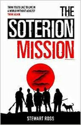 The Soterion Mission, Ross, Stewart, New Book