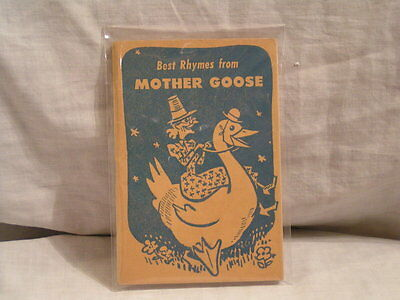 The Best Rhymes From Mother Goose