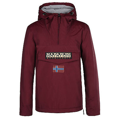 Ns. 247622 Napapijri Rainforest Winter Barolo Xxl