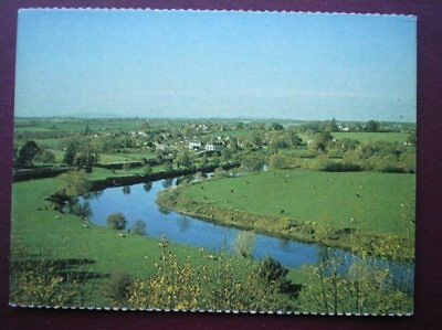 Postcard Herefordshire Ross - View From The Prospect