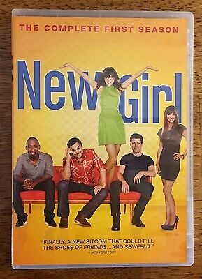New Girl - The Complete First Season (3-Disc DVD Set)