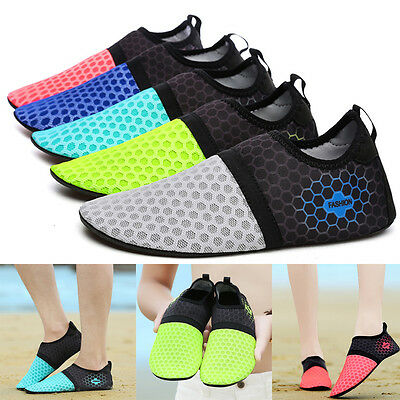 466ef67203a8 Men Lady Water Shoes Barefoot Footwear Lightweight Breathable for Yoga