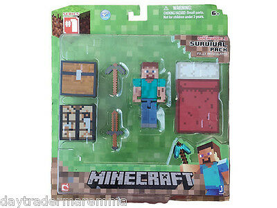 **10 DAY Special**MINECRAFT - Core Player Survival Pack #16450