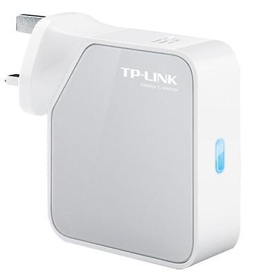 Tp-link - TL-WR810N - 300mb/s Wireless Pocket Router/ap/tv Adaptor/repeater