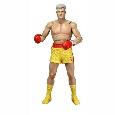 Rocky 40th Anniversary Serie 2 Actionfigur: Rocky IV - Drago (Yellow Pants)