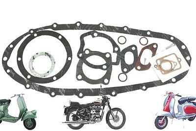 Lambretta 150Cc Complete Gasket Sets New Kit Li Gp 150 Sx Tv Scooters @cad