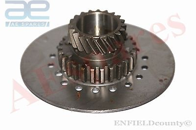 Vespa Px Clutch Drive Gear Coupling 20 Teeth Small 6 Spring @cad