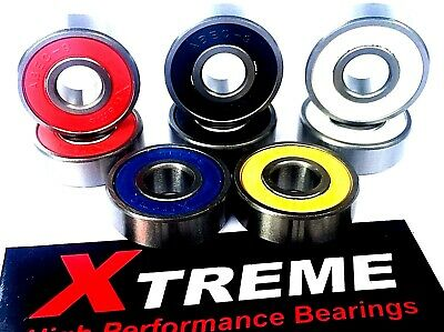 Xtreme™ 627 Abec-9 All Weather 100% Stainless Steel Bearings Roller Skates