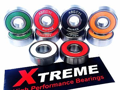 627 ABEC-11 Xtreme HIGH PERFORMANCE BEARINGS ROLLER INLINE SKATES QUAD HOCKEY
