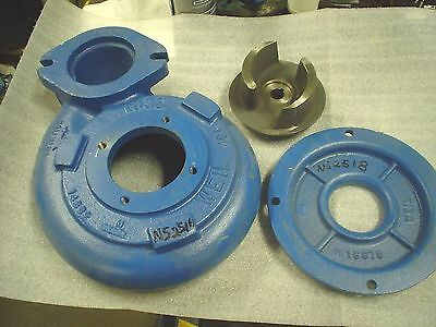 "Weil Stainless Centrifugal Pump with Housing and 6.15"" Impeller"